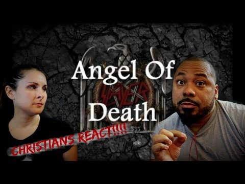 Slayer Angel Of Death Reaction!!