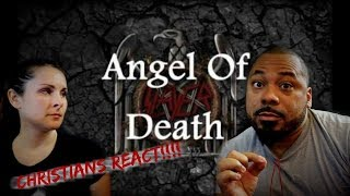 Slayer Angel Of Death Reaction!!