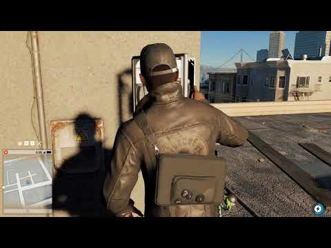 Watch Dogs 2 - Side Missions - Bad Publicity - 1080p