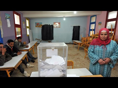 Polls open in Morocco's regional and parliamentary elections