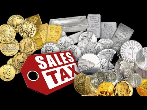 How Far Does Taxation Go With Coins & Bullion Sales?