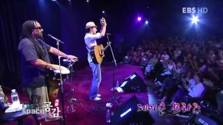 Jason Mraz & Toca Rivera - I'm Yours (Live) @ EBS HD Space
