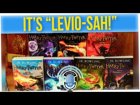 Harry Potter Books Removed from School Library (ft. Tahir Moore)