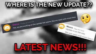 Where Is The New Update For Car Parking Multiplayer?? LATEST NEWS!!!