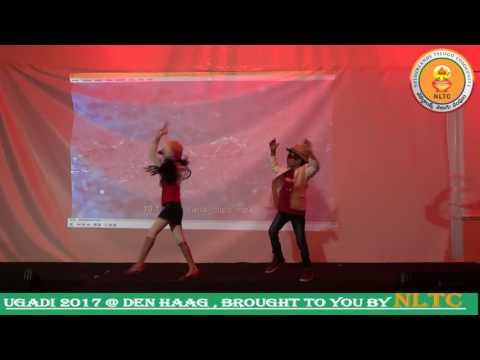 [NLTC] Ugadi 2017 Neha and Shaurya took us to 90's