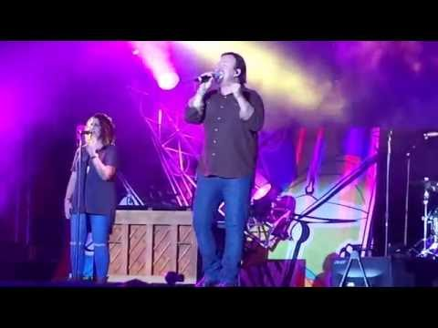 NEW SONG Casting Crowns - One Step Away- Night of Joy 2016