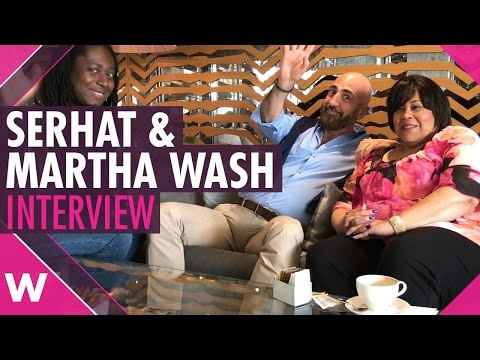 Serhat (San Marino 2016) & Martha Wash | INTERVIEW