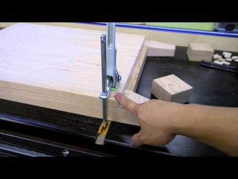 Shaker Style Media Cabinet, Part V (Case construction with Festool Domino Joiner)