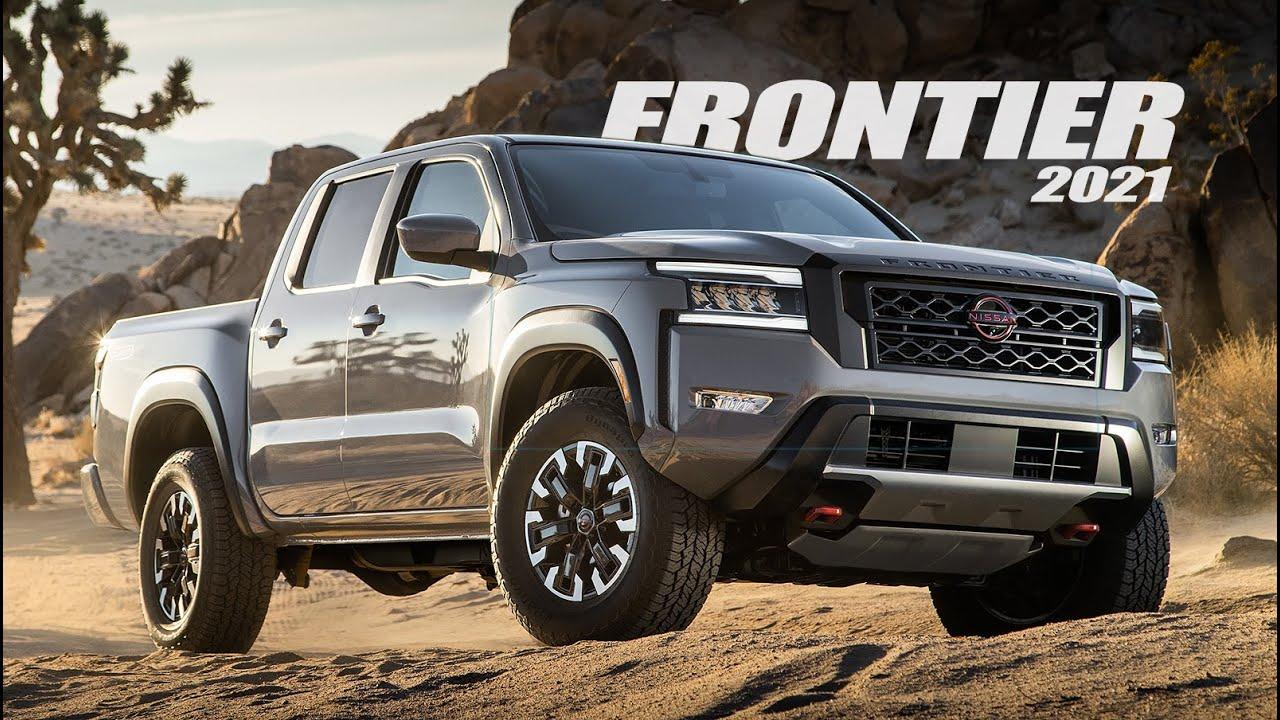 Nissan Frontier 2021 (EEUU) - Informe - Matías Antico - TN Autos