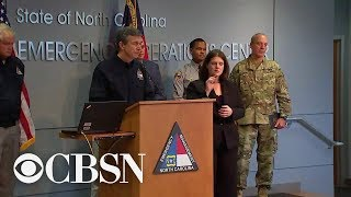 Watch Live: North Carolina Gov. Roy Cooper holds media briefing on Hurricane Florence aftermath
