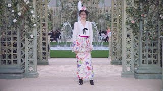 The Spring-Summer 2018 Haute Couture collection - CHANEL