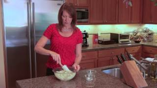 Cauliflower & Goat Cheese Mashed Potatoes : How To Cook To Stay Healthy & Fit