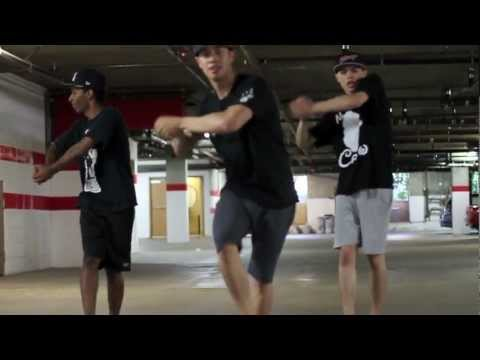 Brian Puspos @BrianPuspos Choreography | The PusWood Collection: Tyga Edition - Bitch Im The Shit