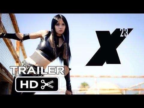 X-23: Innocence Lost - Teaser Trailer