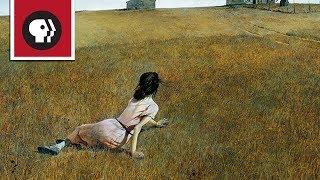 Andrew Wyeth on Christina's World
