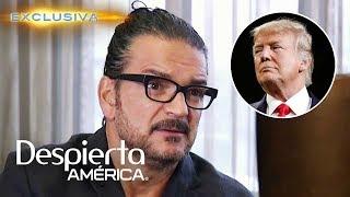 Ricardo Arjona revela si le compondría una canción a Donald Trump streaming