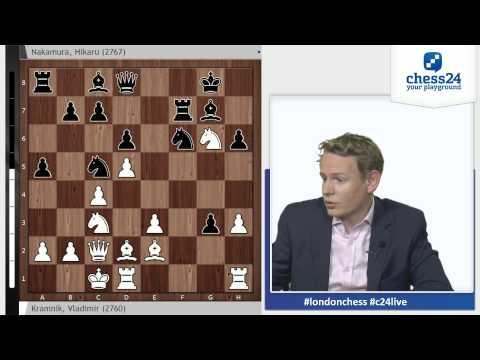 Kramnik - Nakamura, London 2014: Analysis by Jan Gustafsson