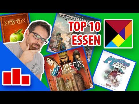 I 10 migliori giochi da tavolo in arrivo a Essen 2018 - Boardgames News ITA #02