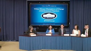 White House Champions of Change - DACAmented Teachers