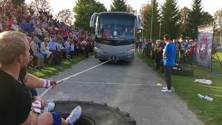 АВТОБУС vs А. Шевель и Сугоняко И. /Strongfight (Новгород)