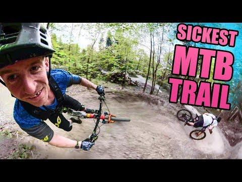 SICKEST MTB TRAIL - ZURICH