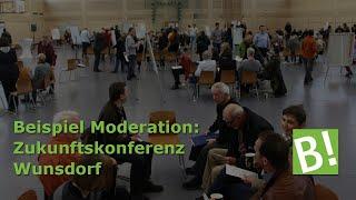Zukunftskonferenz Wunstorf -  so sieht aktive Bürgerbeteiligung aus!