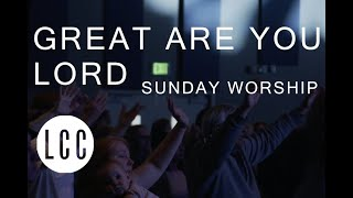 Great Are You Lord ft.(Will Derryberry)
