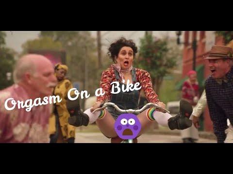 Biking and orgasm