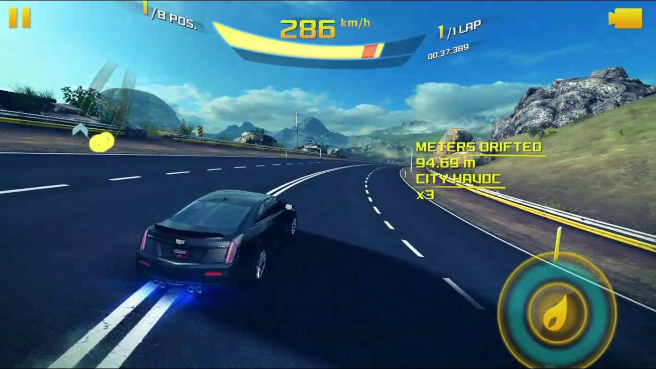 Asphalt 8 Airborne Cadillac ATS-V Cup!!! *BEST TUNE* - YouTube