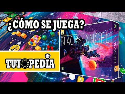 BLACK ANGEL (Juego De Mesa) ➤ Cómo Se Juega (ESSEN 2019)