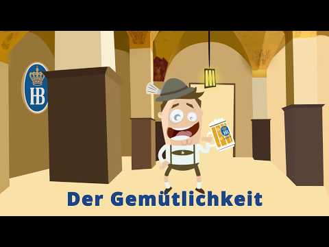 Popular German Drinking Song - Ein Prosit