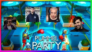 (9.20.2019.) YASSUO TYLER1 TRICK2G AND VOYBOY PLAY PUMMEL PARTY