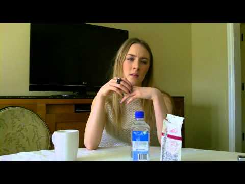Saoirse Ronan THE HOST Full Interview Part 1