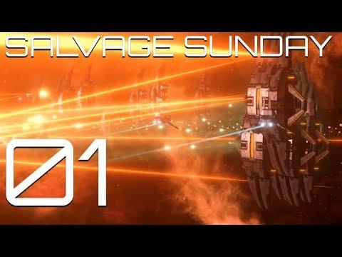 Stellaris - Salvage Sunday 01 - Slitz Republic (Being REALLY behind)