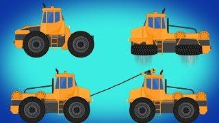 Transformer | All Terrain Truck | Rescue Truck | Air Borne Trucks | Video For Kids thumbnail