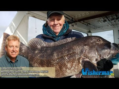 December 28, 2017 New Jersey/Delaware Bay Fishing Report with Jim Hutchinson, Jr.