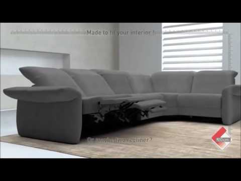 Rom Custom Made Sofas At Michael Ou0027Connor Furniture