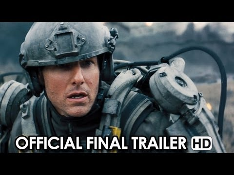 Edge Of Tomorrow Official Final Trailer - Judgement Day (2014) HD