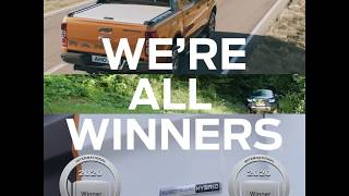 Ford Ranger takes the International Pick-up Award 2020