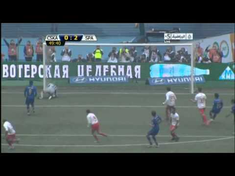 Full Match Spartak Vs CSKA  - Russian League