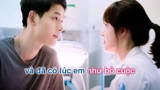 [KARAOKE LỜI VIỆT] You Are My Everything - Hậu Duệ Mặt Trời OST