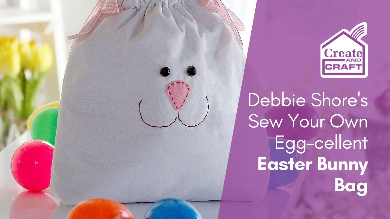 47107295f66a Debbie Shore Easter Bunny Bag