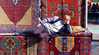 CNN | The Silk Road | Armenian Carpets | HD
