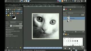 Урок Gimp. Интерактивное Искажение (Фильтр Liquify) (!HD!)