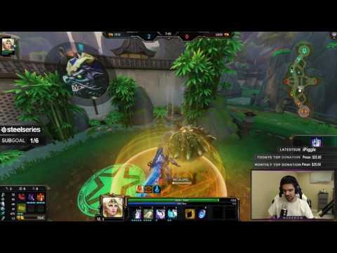 Smite: S4 Duel! | The GM Grind! | Freya vs Kali | #4