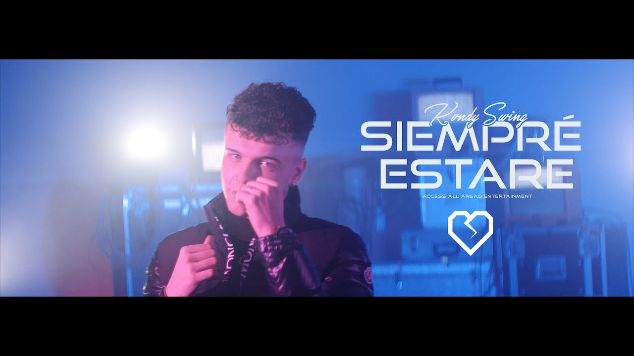 KVNDY SWING - SIEMPRE ESTARÉ  ( Video Oficial )