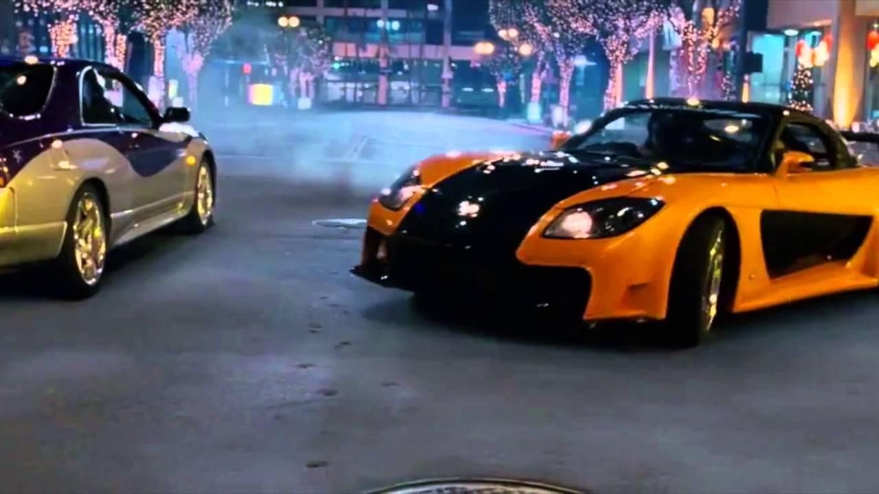 Fast Car Youtube: Fast And Furious (HD