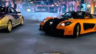 Jonas Blue - Fast Car ft. Dakota - Fast and Furious (HD)