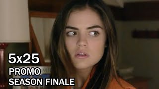 "Pretty Little Liars 5x25 Promo - ""Welcome to the Dollhouse"" - Season 5 Finale"