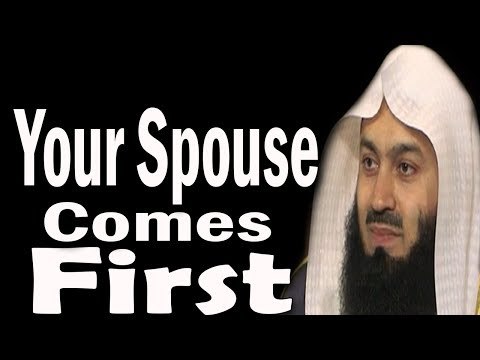 Sacrifice That You Make Increase Your Value | Mufti Menk | Marriage Lecture